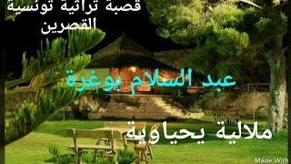 قصبة تونسية (القصرين) - عبد السلام بوغرة - ملالية يحياوية - تراث بدوي - Gasba tunisienne - Kasserine