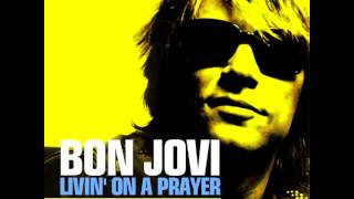 Bon Jovi - Livin On A Prayer (Johnny Glövez Remix)