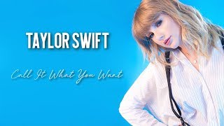 Taylor Swift - Call It What You Want (Traducida al Español + Lyrics On Description)
