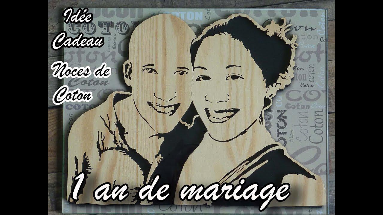 Idee Cadeau Anniversaire De Mariage