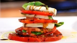 Caprese Salad Recipe - Insalata Caprese
