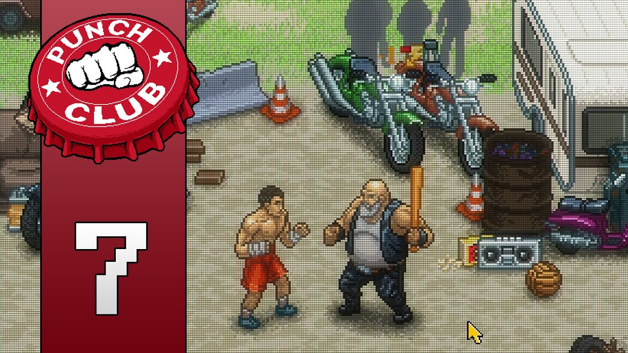 Let's Play Punch Club (PC Gameplay Walkthrough) - Part 7: Big Bobo ...