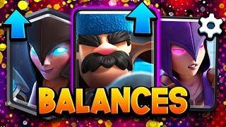 BALANCE UPDATE: BIG changes in Clash Royale Season 4
