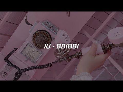 IU(아이유) _ BBIBBI(삐삐) Easy Lyrics