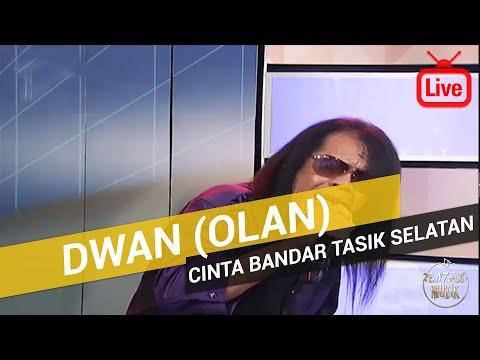 Dwan (Olan) - Cinta Bandar Tasik Selatan 2017 (Live)