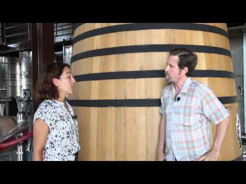 Isik Gulcubuk, winemaker at Kastro Tireli in Izmir Turkey