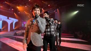 Bigbang Sunset Glow 빅뱅 붉은 노을 Music Core 20081129