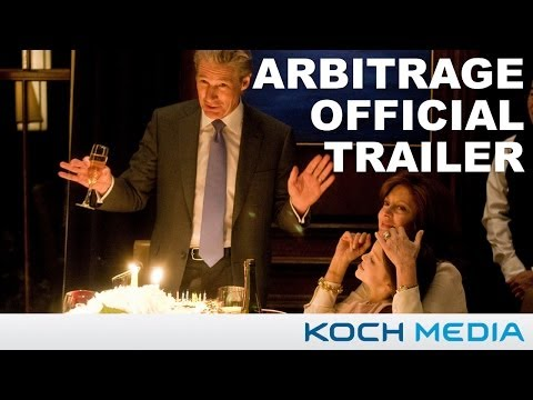 Arbitrage - Official Trailer