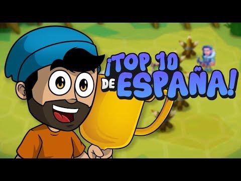 HE LLEGADO AL TOP 10 DE ESPAÑA PERO... | Tactical Monsters Rumble Arena