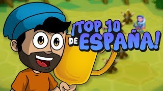 HE LLEGADO AL TOP 10 DE ESPAÑA PERO... | Tactical Monsters Rumble Arena