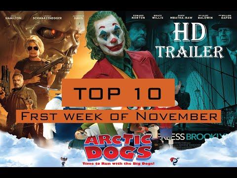 Top 10 movies | First week of November 2019 (U.S Box Office) Mp3