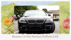 Town Car Service Los Angeles (323) 849-0177 | Town Car Service To LAX