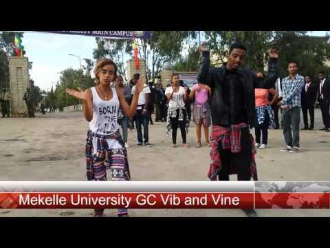MU GC Video - Mekelle University Students Dancing