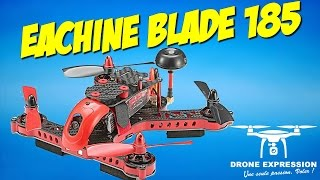 Review Unboxing Presentation RACER EACHINE EB185 + LUNETTES VR 007 - BANGGOOD - DRONE EXPRESSION