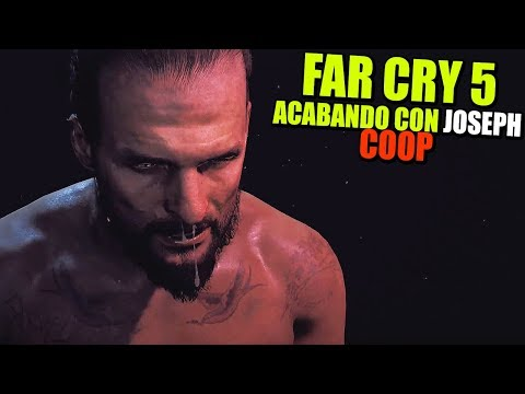 FINAL DEL JUEGO - FAR CRY 5 COOP | Gameplay Español