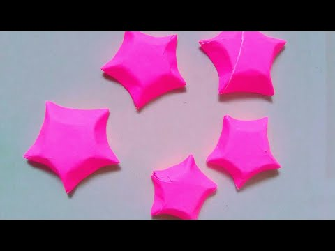 Lucky star origami meaning||My Creative Zone