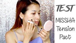 TEST & TRY ♡ Missha Tension Pact Có Gì HOT? + Giveaway ♡ Pretty.Much thumbnail
