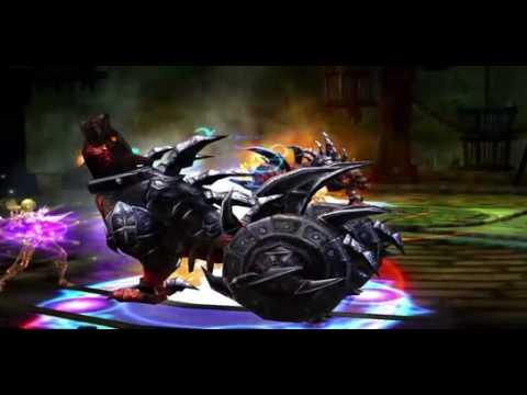 New MMORPG The9 MU X BETA IN GAME GAMEPLAY VIDEO