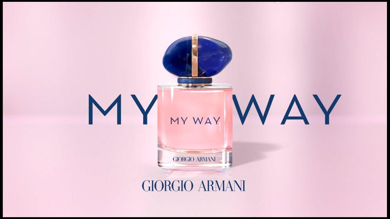 Armani - My Way - YouTube