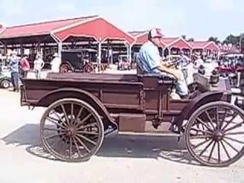 IHC Auto Wagon parade