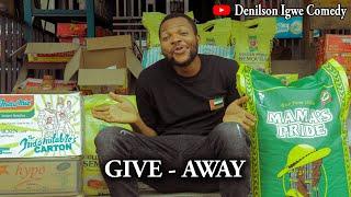 Download Denilson Chibuike Igwe Comedy - GIVEAWAY - Denilson Igwe Comedy