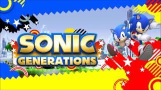 "Boss Battle: Perfect Chaos Pt-I ""Open Your Heart - Crush 40 vs. Circuit Freq RMX""- Sonic Generations"