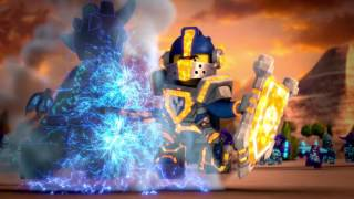 конструктор Lego Combo NEXO Powers Wave 1 70372