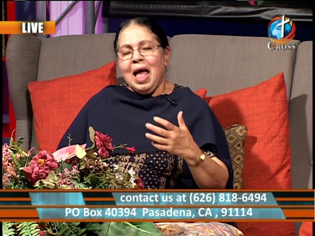 The Light of the Nations  Rev. Dr. Shalini Pallil 05-08-2018