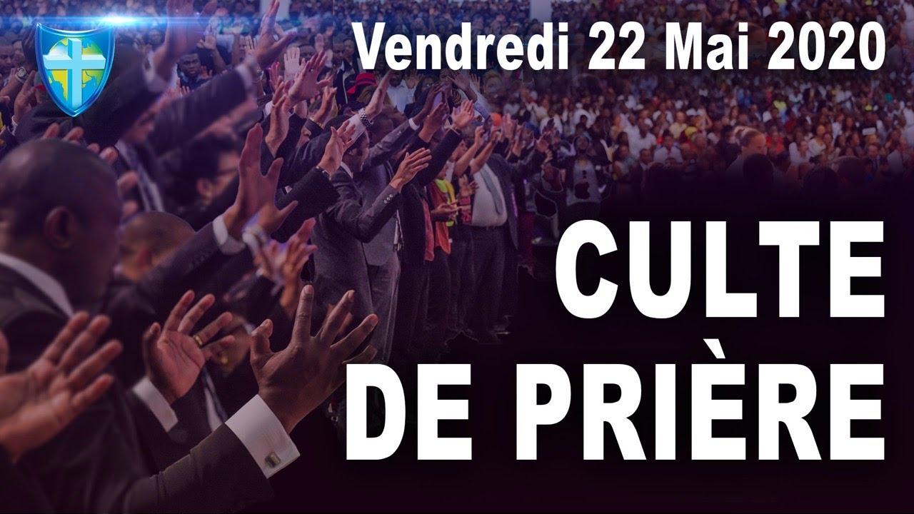 CULTE DU VENDREDI 22/05/20 - CHARISMA TV