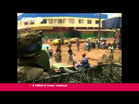 CAR conflict: 44 bodies recovered, as hundreds flee fresh violence in Bangui