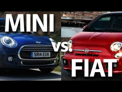 Fiat Catches Up To MINI, EV Sales Drained By SUVs - Autoline Daily 1604