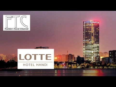Lotte Hotel Hanoi, Vietnam - Junior Suite (Best Hotel In Hanoi)