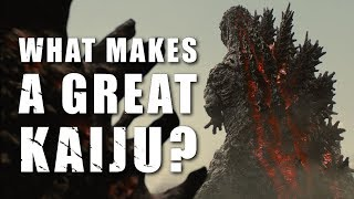 What Makes A Great Kaiju?