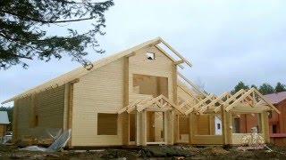 видео Если вы хотите построить дом из бруса