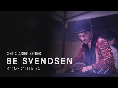 Be Svendsen At Bomontiada For Get Closer (Do Not Sit On The Furniture) #stayhome