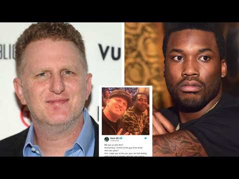 Micheal Rapaport & Meek Mill GO ALL The Way In On Eachother! Rapaport Calls Meek A WACK RAPPER!