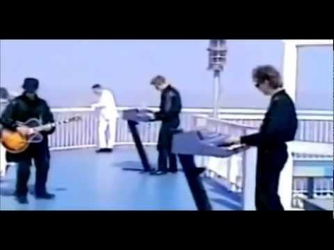 Depeche Mode - Enjoy The Silence (Rare World Trade Center Music Video) WTC RAW