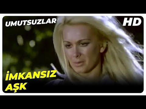 Çiğdem Ve Fırat'ın Tanışma Hikayesi | Umutsuzlar Filiz Akın Yılmaz Güney Eski Türk Filmi