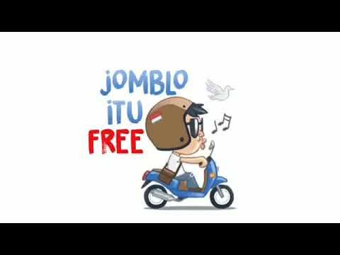 ECKO SHOW - Jomblo (lirik animasi)