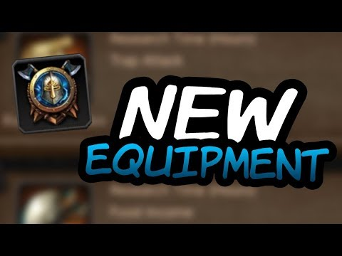 NEW EQUIPMENT INTERFACE - MILITARY RANK FOR YOUR CIVILIZATION - Clash Of Kings