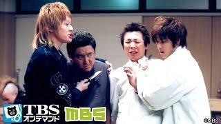 深夜、病院へ盗み入った少年グループは光石(鴈龍太郎)と剛(山田かつろう)...