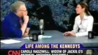 Clips of JFK Jr from Larry King Live Part 1