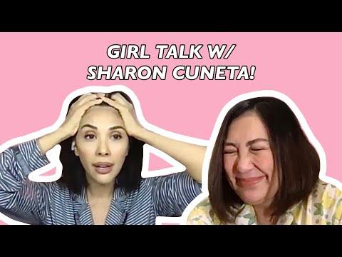 GIRL CHAT WITH SHARON CUNETA! | Pops Fernandez
