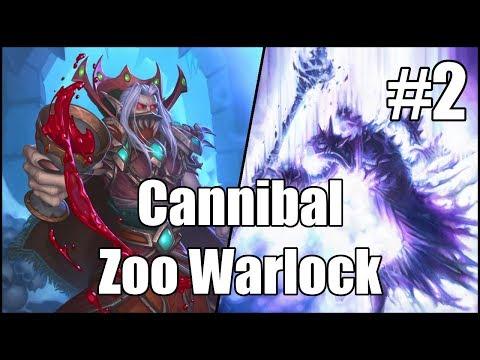 [Hearthstone] Cannibal Zoo Warlock (Part 2)