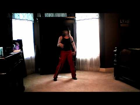 30 minute hip hop dance workout with Adrienne White