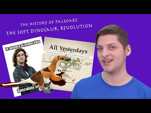 The History of Paleoart | The Soft Dinosaur Revolution