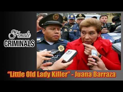 """True Crime All Time - Female Criminals - Ep #03 : """"Little Old Lady Killer"""" - Juana Barraza (Part 01)"""