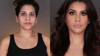 Full Glam Makeup Transformation | MakeupbyGriselda