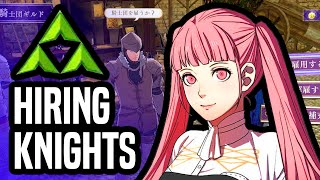 Hiring Knights, Personal Skills & Crests + Heroes skills in Three Houses? (Fire Emblem News)