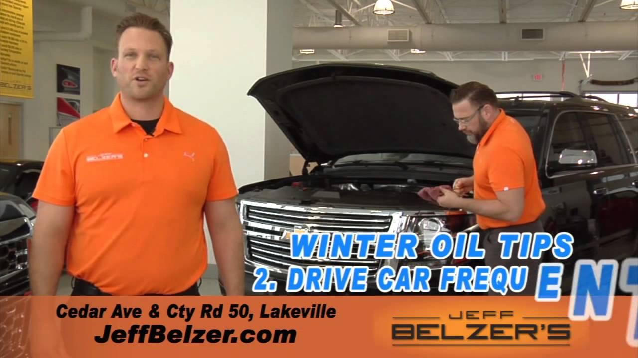 Jeff Belzer Kia >> Belzer's Winter Oil Tips HD - YouTube